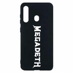 Чехол для Samsung M40 Megadeth