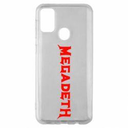 Чехол для Samsung M30s Megadeth