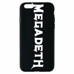 Чохол для iPhone 6/6S Megadeth