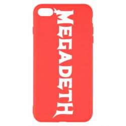 Чохол для iPhone 8 Plus Megadeth