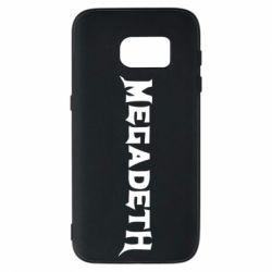 Чохол для Samsung S7 Megadeth