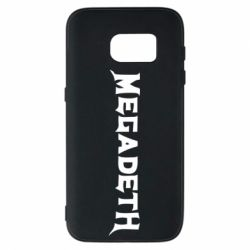 Чехол для Samsung S7 Megadeth