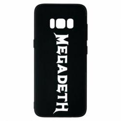 Чохол для Samsung S8 Megadeth