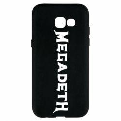 Чехол для Samsung A5 2017 Megadeth