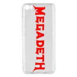 Чехол для Xiaomi Mi5/Mi5 Pro Megadeth