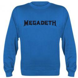 Реглан (свитшот) Megadeth - FatLine
