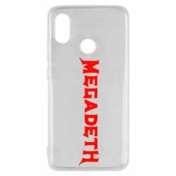 Чехол для Xiaomi Mi8 Megadeth