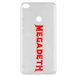 Чехол для Xiaomi Mi Max 2 Megadeth