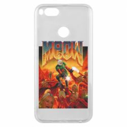 Чехол для Xiaomi Mi A1 Meow Doom
