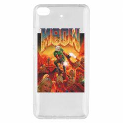 Чехол для Xiaomi Mi 5s Meow Doom
