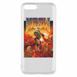 Чехол для Xiaomi Mi6 Meow Doom