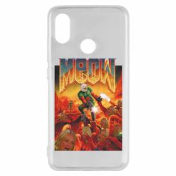 Чехол для Xiaomi Mi8 Meow Doom