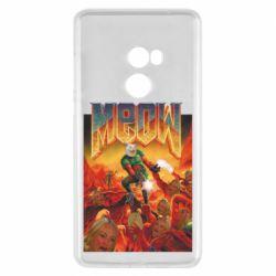 Чехол для Xiaomi Mi Mix 2 Meow Doom