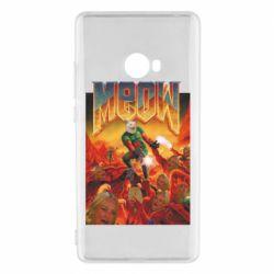 Чехол для Xiaomi Mi Note 2 Meow Doom