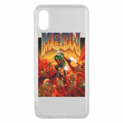 Чехол для Xiaomi Mi8 Pro Meow Doom