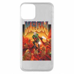 Чехол для iPhone 11 Meow Doom