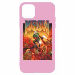 Чехол для iPhone 11 Pro Max Meow Doom