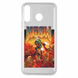 Чехол для Samsung M30 Meow Doom