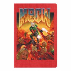 Блокнот А5 Meow Doom