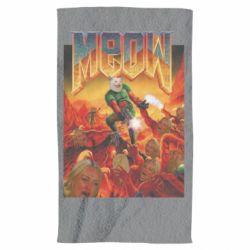 Полотенце Meow Doom