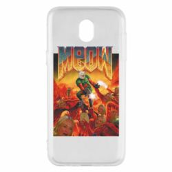 Чехол для Samsung J5 2017 Meow Doom