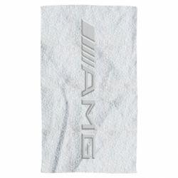 Рушник Mercedes-AMG (металік)