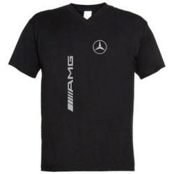 Женская футболка Mercedes AMG - FatLine