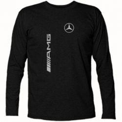 Футболка с длинным рукавом Mercedes AMG - FatLine