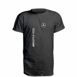 Женская футболка поло Mercedes AMG - FatLine
