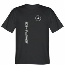 Футболка Поло Mercedes AMG - FatLine