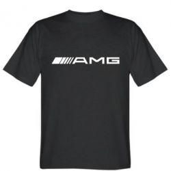 Мужская футболка Mercedes-AMG - FatLine