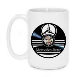 Кружка 420ml Mercedes-bens