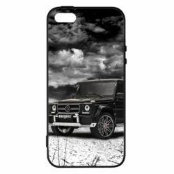 Купить Чехол для iPhone5/5S/SE Mercedes Benz brabus, FatLine