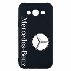 Чехол для Samsung J5 2015 Mercedes-Benz Logo