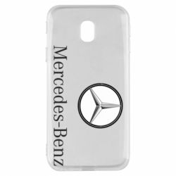 Чехол для Samsung J3 2017 Mercedes-Benz Logo