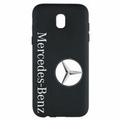 Чехол для Samsung J5 2017 Mercedes-Benz Logo