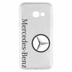Чехол для Samsung A3 2017 Mercedes-Benz Logo