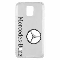 Чехол для Samsung S5 Mercedes-Benz Logo