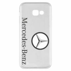 Чехол для Samsung A5 2017 Mercedes-Benz Logo