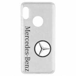 Чехол для Xiaomi Redmi Note 5 Mercedes-Benz Logo
