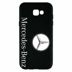 Чехол для Samsung A7 2017 Mercedes-Benz Logo