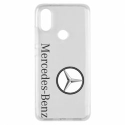 Чехол для Xiaomi Mi A2 Mercedes-Benz Logo