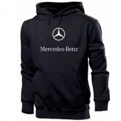 Толстовка Mercedes Benz logo