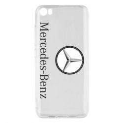 Чехол для Xiaomi Mi5/Mi5 Pro Mercedes-Benz Logo