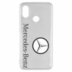 Чехол для Xiaomi Mi8 Mercedes-Benz Logo