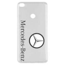 Чехол для Xiaomi Mi Max 2 Mercedes-Benz Logo