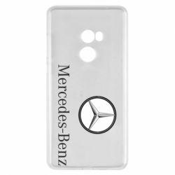 Чехол для Xiaomi Mi Mix 2 Mercedes-Benz Logo