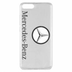 Чехол для Xiaomi Mi Note 3 Mercedes-Benz Logo