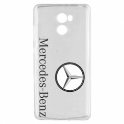 Чехол для Xiaomi Redmi 4 Mercedes-Benz Logo