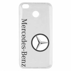 Чехол для Xiaomi Redmi 4x Mercedes-Benz Logo